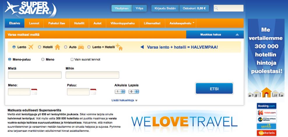 Supersaver.fi